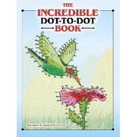 【预订】The Incredible Dot-To-Dot Book