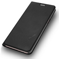 oppoa83手机壳+钢化膜 OPPO A83保护套 a83t 手机壳套 翻盖插卡式防摔支架外壳皮套