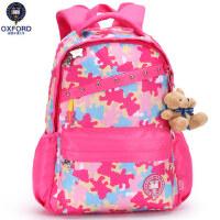 牛津大学小学生韩版书包3-6年级女孩女童6-12岁儿童休闲双肩背包