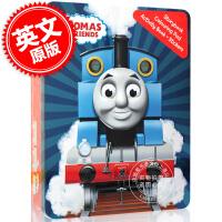 现货 托马斯小火车和小伙伴:托马斯实用礼物盒 英文原版 Thomas & Friends: Thomas' Reall