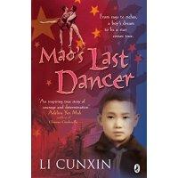 英文原版 Mao's Last Dancer