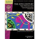 【预订】The 20th Century - Upper Elementary Level: 30 Piano Pie