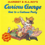 Curious George Goes to a Costume Party 好奇猴乔治去化装舞会 9780618065691