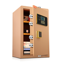 艾能保险柜 双保险保管柜SJ60A 办公家用密码保管箱