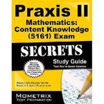【预订】Praxis II Mathematics Content Knowledge (5161) Exam Sec