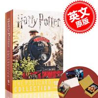 现货 哈利波特明星片合辑套装 英文原版 Harry Potter: Postcard Collection 哈利波特周边