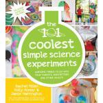【预订】The 101 Coolest Simple Science Experiments Awesome Thin