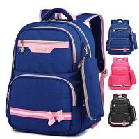 小学生书包女生3-4-5二年级护脊双肩包男孩7-12周岁减负背包
