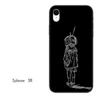 iphone7苹果6s手机壳6plus硅胶8x全包软壳5s情侣xr创意女款xs max