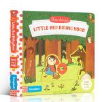 【发顺丰】英文原版进口童书 First Stories: Little Red Riding Hood 小红帽 机关操
