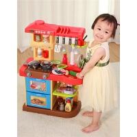 仿真厨具宝宝女孩童做饭儿童过家家厨房玩具套装3煮饭4-5-6岁玩具