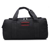 大容量帆布旅行包手提行李包袋长途单肩搬家旅行袋大包男托运包女 特大号 大