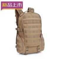 20189330迷彩军迷战术双肩背包 登山包户外装备用品运动男包旅行背囊