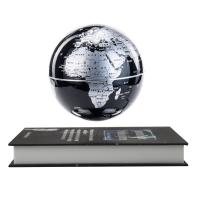 磁悬浮地球仪发光自转6寸办公室桌摆件新潮创意工艺礼品