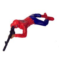 光头强爬兵 抖音同款 电动蜘蛛侠打枪音乐发光儿童玩具逗猫神器 官方标配