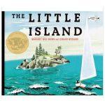 【顺丰速运】英文原版 The Little Island 小岛 1947年凯迪克金奖儿童绘本读物