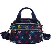 女 尼龙手拎包 手提小包包 单肩斜挎包 帆布包斜跨布包