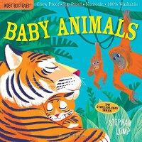 Indestructibles: Baby Animals 防水无毒可咬婴幼儿玩具书:动物宝宝
