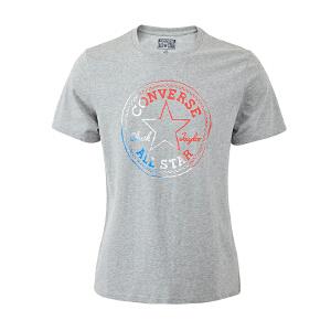 Converse匡威男装 运动休闲短袖T恤 14127C035/14127C102