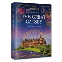 了不起的盖茨比 全英文版 完整无删减 原著正版 the great gatsby 英文原版小说 初高中生大学 世界经典