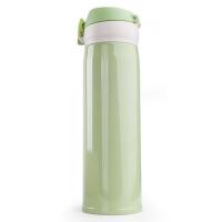 男女士可爱水杯茶杯 儿童便携杯子 不锈钢真空保温杯 学生创意保温瓶