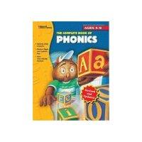 英文原版 The Complete Book of Phonics