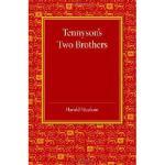 【预订】Tennyson's Two Brothers: The Leslie Stephen Lecture 194
