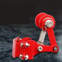 摩托车配件大链条自动调节器张紧器弯梁摩托车通用张力器 颜色随机