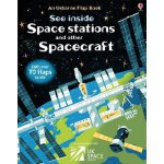 See Inside Space Stations and Other Spacecraft 英文原版 看里面系列科普
