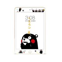 iPad2018新款air3钢化膜mini5苹果6迷你3平板4Pro9.7英寸彩1贴膜2 Air1/2 欢乐熊