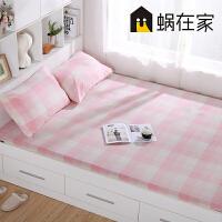 榻榻米床垫1.2m1.5m1.8m床订做 定制尺寸可拆洗可折叠打地铺睡垫