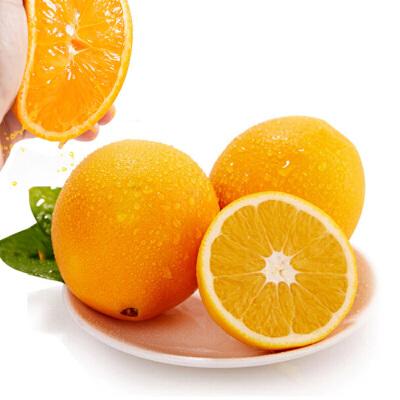 【章贡馆】江西赣南脐橙10斤装精品果(80mm左右)新鲜橙子 原产地直供 包邮鲜橙原产地直发,补充天然维C