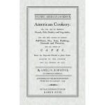 【预订】American Cookery