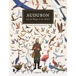 英文原版 奥杜邦与鸟的世界 漫画 精装 Audubon, On the Wings of the World by F