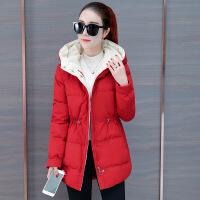 羽绒棉衣女短款2018冬季新款韩版加厚冬天面服小棉袄外套