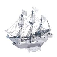 儿童益智玩具生日礼物3D立体拼图金属模型拼装玩具