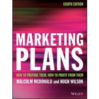 【预订】Marketing Plans 8E - How to Prepare Them, How to Profit