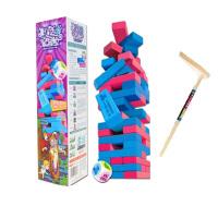 叠叠乐抽积木制真心话大冒险层层叠桌游大号叠垒乐玩具