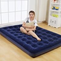 双人充气床家用蜂窝立柱单人气垫床居家户外便携野营帐篷充气床垫 +枕头