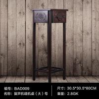 ?复古留声机摆件铁艺工艺礼品创意家居装饰品黑胶唱片机模型 详见描述