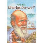 【预订】Who Was Charles Darwin?