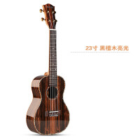 尤克里里单板演奏版亮光小吉他23寸乌克丽丽ukulelea111
