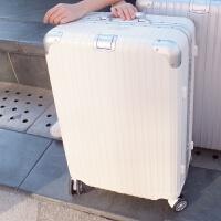 万向轮拉杆箱学生箱子行李箱女款20旅行箱包24登机箱28寸皮箱硬箱SN0759