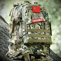 户外特种兵战术背包双肩包军包 迷彩背包背囊登山包 3d攻击包