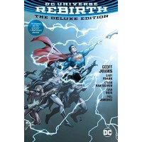 DC Universe Rebirth 英文原版 DC宇宙重生豪华版 精装