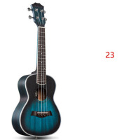 木丸子(MWZ) 尤克里里23寸乌克丽丽26小吉他女男ukulele学生初学者