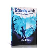 英文原版 Stoneywish and Other Chilling Stories石像和其他令人毛骨悚然的故事 a B