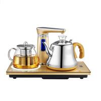 自动上水电热水壶电磁茶炉抽加水茶具保温套装泡茶壶