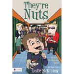 【预订】They're Nuts: Another Homophone Book