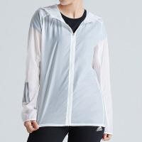 adidas阿迪达斯女子外套夹克秋季新款跑步透气运动服DN8765